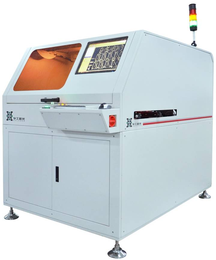 Automatic PCB Laser Marking Machine